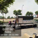 Hãng chuyển nhà Thanh Hương phố Ấu Triệu