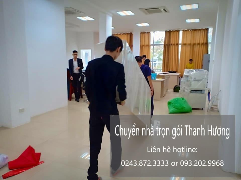 Dịch vụ chuyển văn phòng tại xã Hợp Thanh