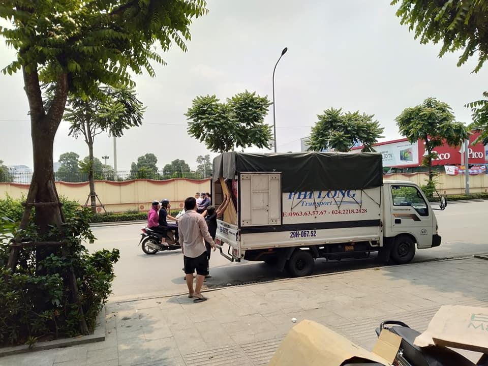 Chuyển văn phòng chất lượng Thanh Hương phố Cửa Nam