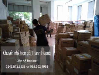 Chuyển nhà giá rẻ Thanh Hương phố Hương Viên