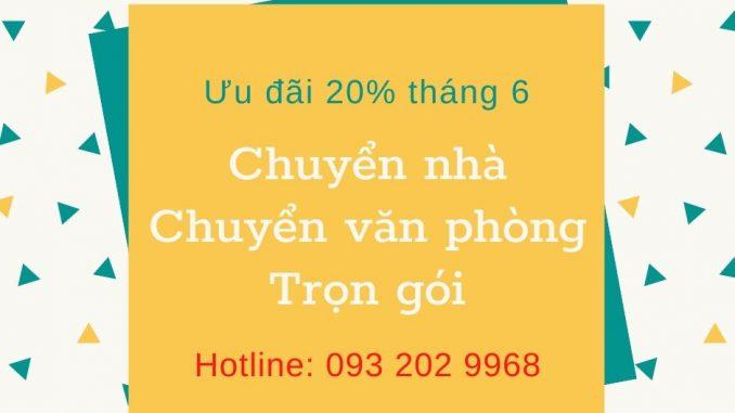 Dịch vụ chuyển văn phòng tại xã Khánh Hà