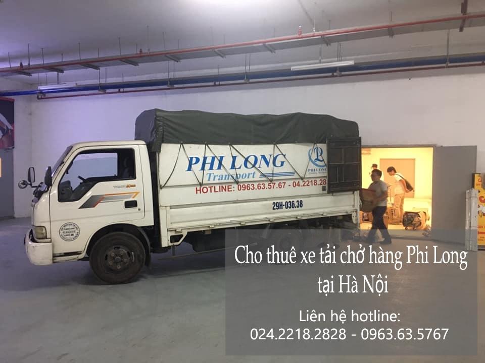 Chuyển nhà chất lượng Thanh Hương phố Cầu Diễn