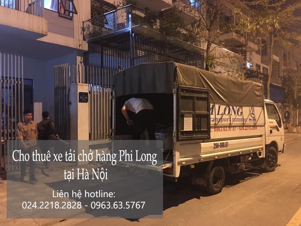 Chuyển văn phòng chất lượng Thanh Hương phố Nguyễn Thái Học