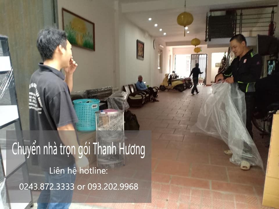 Vận chuyển chất lượng Thanh Hương phố Dương Đình Nghệ