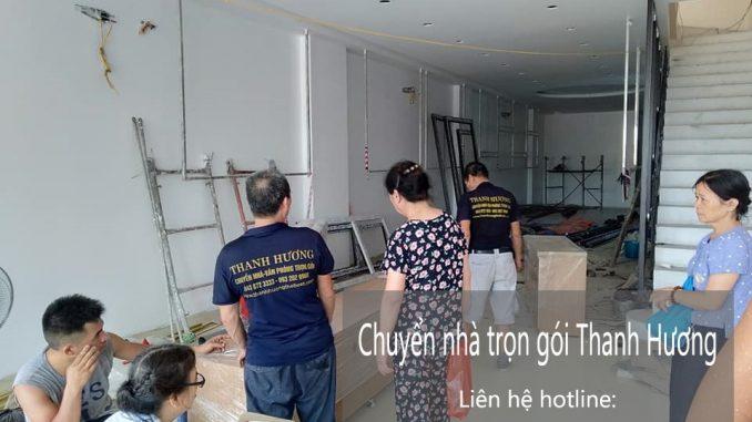 Dịch vụ chuyển văn phòng Thanh Hương tại xã Hồng Minh