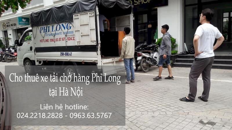Chuyển nhà chất lượng Thanh Hương đường Bưởi