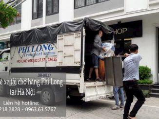 Chuyển văn phòng giá rẻ phố Quang Trung