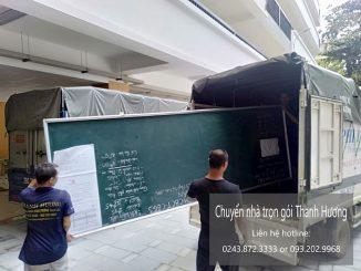 Dịch vụ chuyển văn phòng tại xã Minh Tân