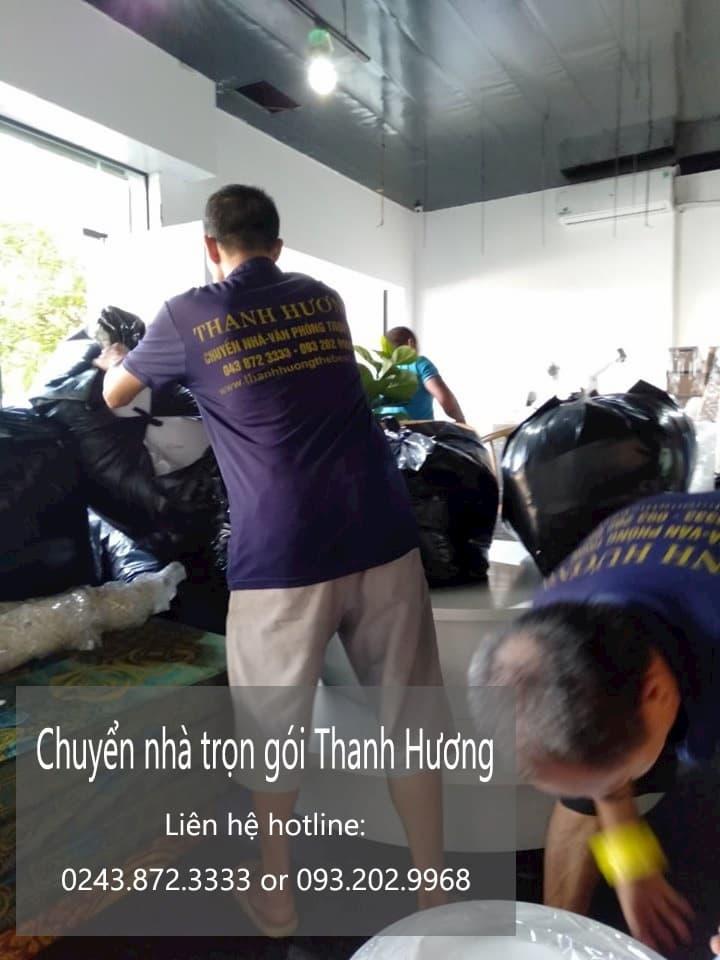 Vận tải chất lượng Thanh Hương phố Hàng Chuối
