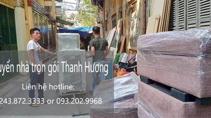 Dịch vụ chuyển văn phòng Thanh Hương tại đường Phú Đô