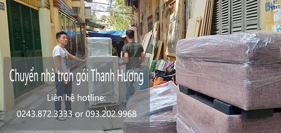 Dịch vụ chuyển văn phòng trọn gói giá rẻ tại xã Tri Thủy