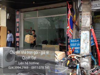 Dịch vụ chuyển văn phòng giá rẻ tại đường Trần Điền