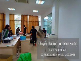 Dịch vụ chuyển văn phòng giá rẻ Thanh Hương tại xã Hạ bằng