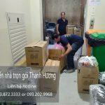 Dịch vụ chuyển văn phòng Thanh Hương tại phố Trần Đại Nghĩa