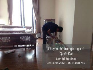 Dịch vụ chuyển văn phòng giá rẻ Thanh Hương tại phường Việt Hưng