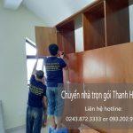 Dịch vụ chuyển văn phòng giá rẻ tại đường Định Công