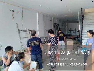 Dịch vụ chuyển văn phòng giá rẻ tại đường Trần Văn Cẩn
