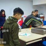 Dịch vụ chuyển văn phòng Thanh Hương tại đường bát khối