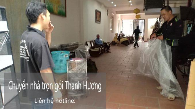 Dịch vụ chuyển văn phòng giá rẻ tại đường Ngọc Thụy