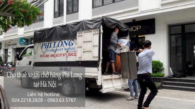Dịch vụ chuyển văn phòng giá rẻ tại khu đô thị Trung Văn