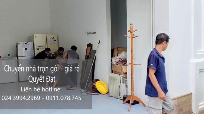Dịch vụ chuyển văn phòng giá rẻ tại đường Thạch Cầu