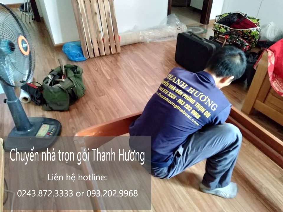 dịch vụ chuyển văn phòng giá rẻ tại quận Long Biên