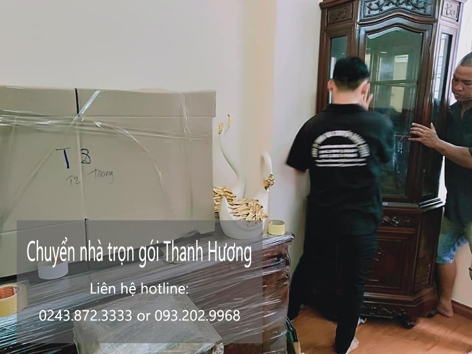 dịch vụ chuyển văn phòng hà nội tại Việt Hưng