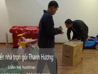 Thanh Hương chuyển văn phòng giá rẻ uy tín số 1 tại Hà Nội đi Bắc Ninh