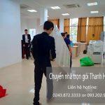 chuyển văn phòng giá rẻ tại hà nội của Thanh Hương