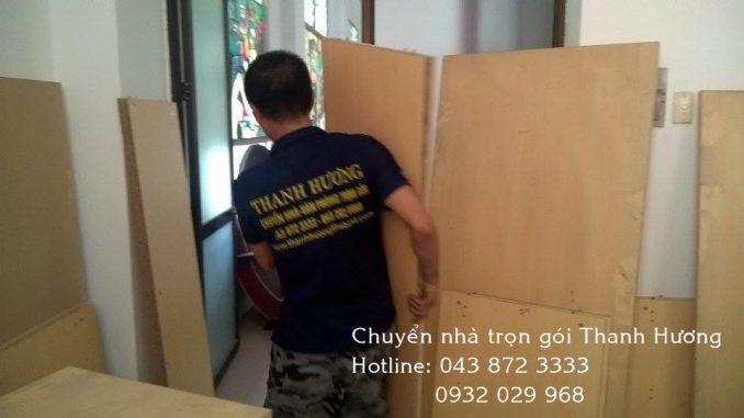 Chuyển nhà giá rẻ Thanh Hương đường Ngô Gia Tự