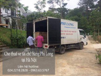 Xe chở hàng thuê tại đường Trương Định đi Vĩnh Phúc