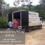 Dịch vụ taxi tải tại đường Trần Điền đi Phú Thọ
