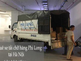 Xe tải nhỏ chở hàng tại đường Tân Mỹ đi Vĩnh Phúc