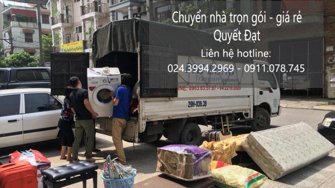 Thanh Hương nhận chuyển nhà, văn phòng trọn gói Từ Hà Nội đi Hải Phòng