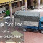 Chuyển văn phòng giá rẻ phố Thanh Bảo đi Thanh Hóa