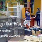 Chuyển văn phòng giá rẻ phố Vọng Hà đi Hòa Bình
