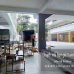Chuyển văn phòng giá rẻ phố Ấu Triệu đi Quảng Ninh