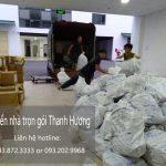 Chuyển văn phòng giá rẻ phố Hàng Đồng đi Hòa Bình