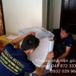 Chuyển văn phòng giá rẻ tại phố Thúy Lĩnh đi Quảng Ninh